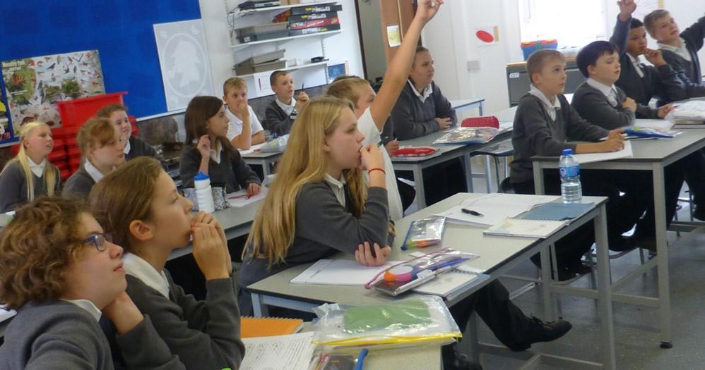 Science at The Wren School, Reading, Berks